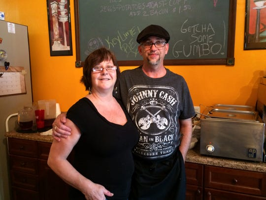 Theresa and Rob Hart own Hart & Soul Cafe in Cape Coral.