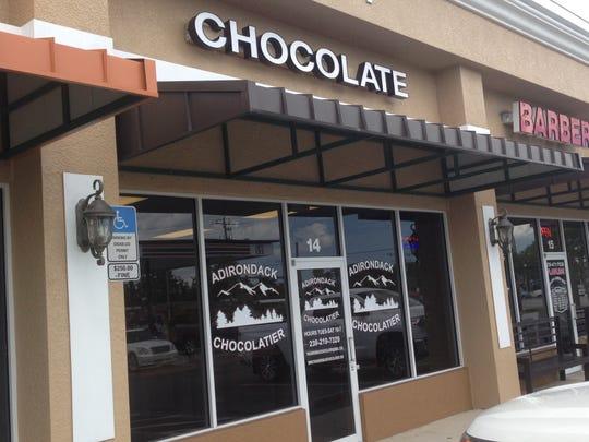 The Adirondack Chocolatier exterior