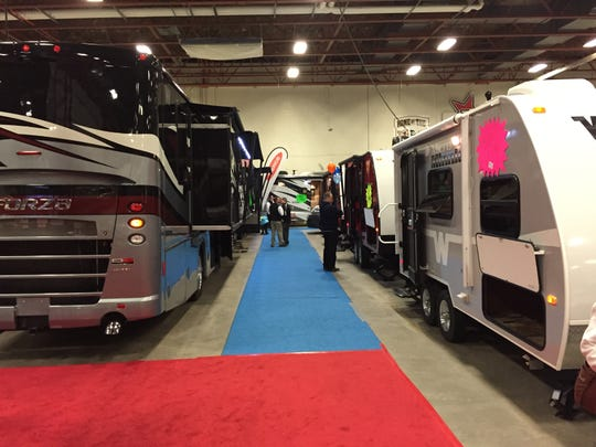 Recreational vehicle sales have been breaking records since the COVID-19 pandemic began as buyers look for ways to entertain themselves while still practicing social distancing.