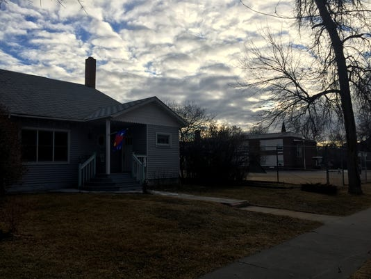 gfps purchases house