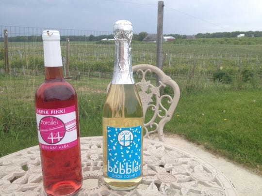Rosès such as Drink Pink! and sparkling wines such as Bubbler may become signature styles for Wisconsin wine makers.