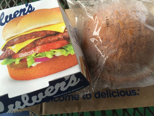 Gluten-free buns are now an option at Culver's restaurants.