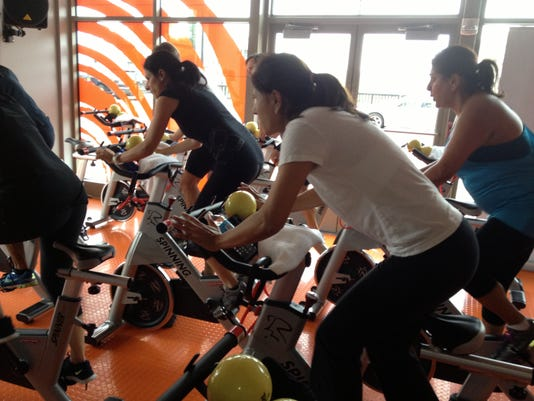 SPINCYCLE CLASS PHOTO