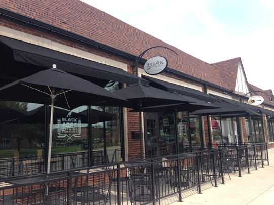 Black Acre Brewing Company sits on Washington St. in