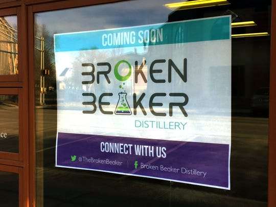 A science-themed distillery, Broken Beaker, is making its way to Mass Ave. this summer at 643 Massachusetts Ave.