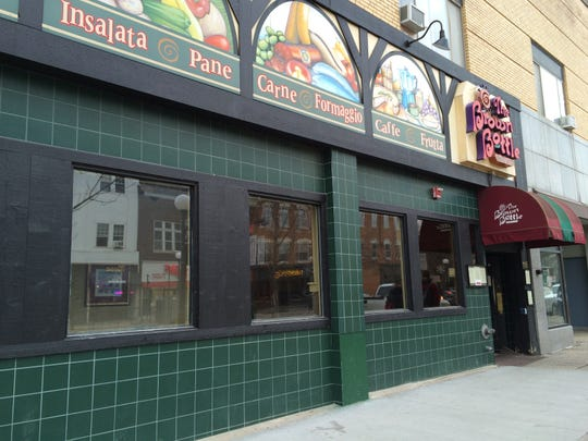 The Brown Bottle in downtown Iowa City's former location.