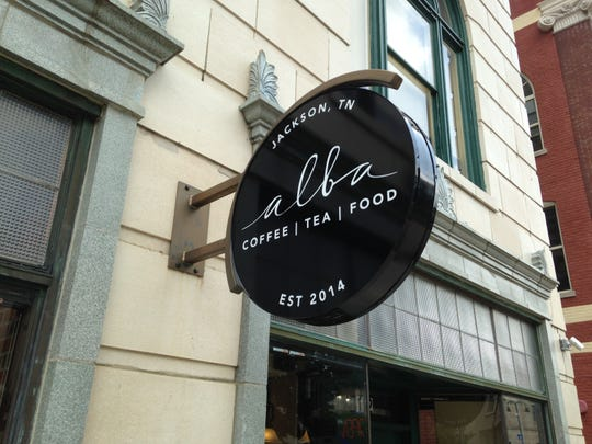 Alba/Coffee/Tea/Food opened July 21 at 112 E. Baltimore St.