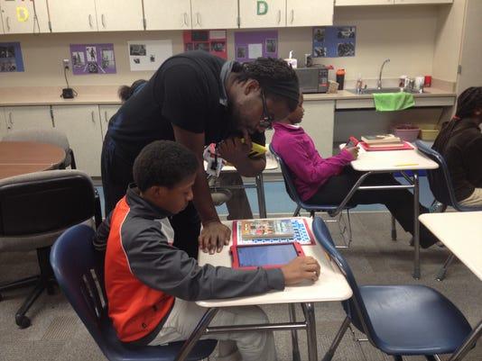 1 more black teachers