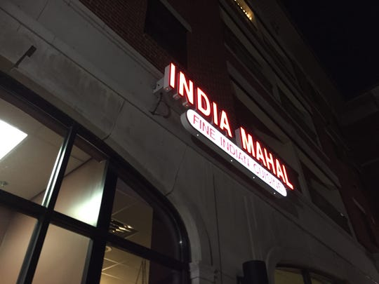 India Mahal is at the corner of State Street and South River Road in West Lafayette.