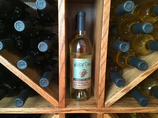 Wildcat Creek Winery has 13 different varieties of award-winning wine to sample, drink and buy.
