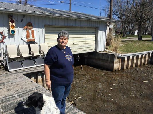 LAN Buckeye Lake Impact boarthouse 0412