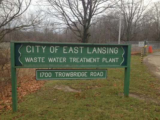 East Lansing Water Treatment Plant