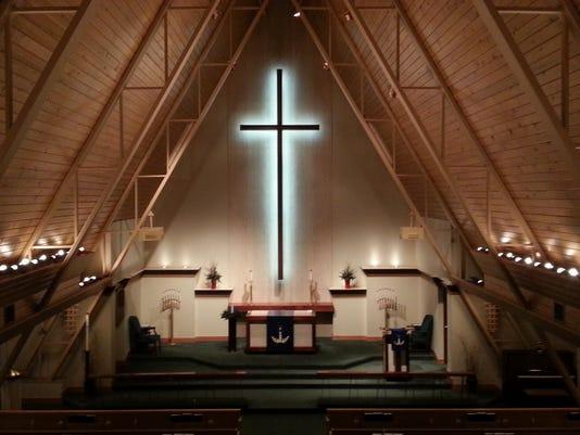 Redeemer Lutheran Sanctuary