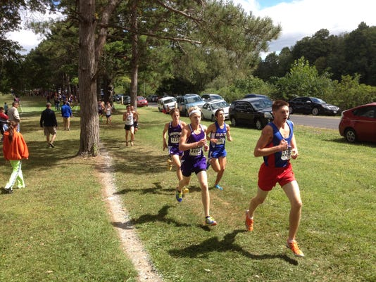 MNJ Lexington cross country update