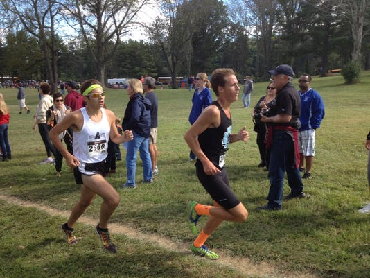 MNJ Cross country feature on Ashland's Leif McFrederick