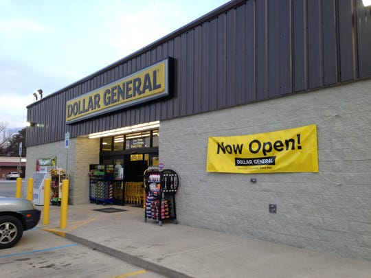 Dollar General carries food, housewares, seasonal items, cleaning supplies, basic apparel, health/beauty products and more.
