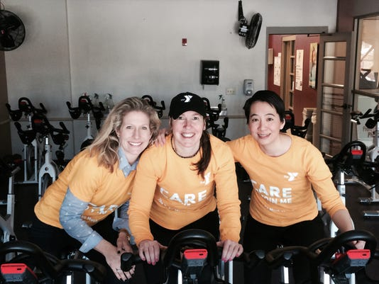 Cycle For A Cause-St Baldrick's.JPG