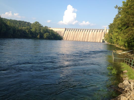 Col. Courtney W. Paul, commander and district engineer of the Little Rock District, said the largest hydropower plant in the Southwest Division is Bull Shoals.