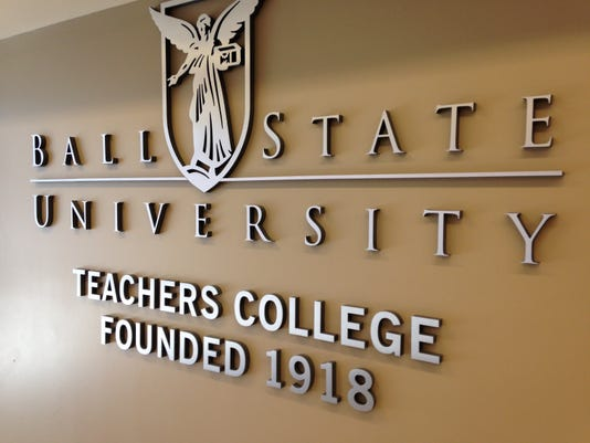 Teachers College sign