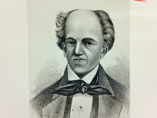 Goldsmith Gilbert is regarded as the founder of Muncie.