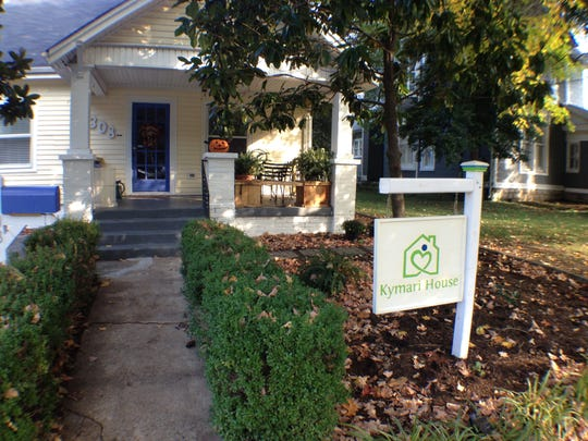 Kymari House, which provides a home-like setting for parents to have supervised visitation, is located at 308 S. Spring St. in Murfreesboro.