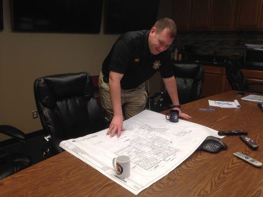 Robert Arnold examines plans