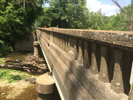 1 Structually Deficient Bridge over Little Trammel Creek (22).JPG