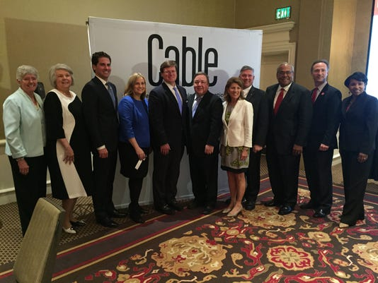 Cable mayoral forum.JPG