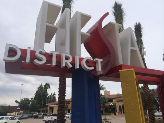 Mesa's Fiesta District
