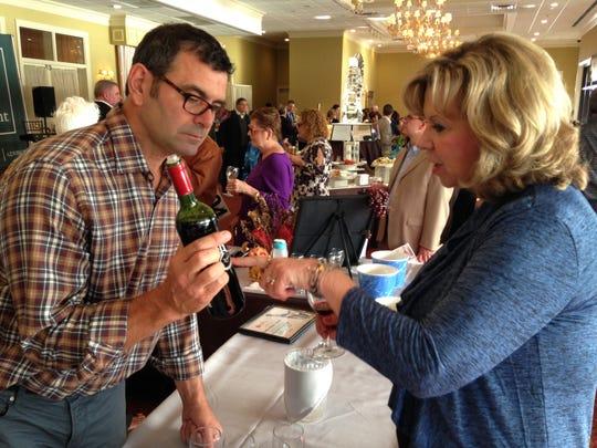 Greystone Programs' 25th Annual International Wine