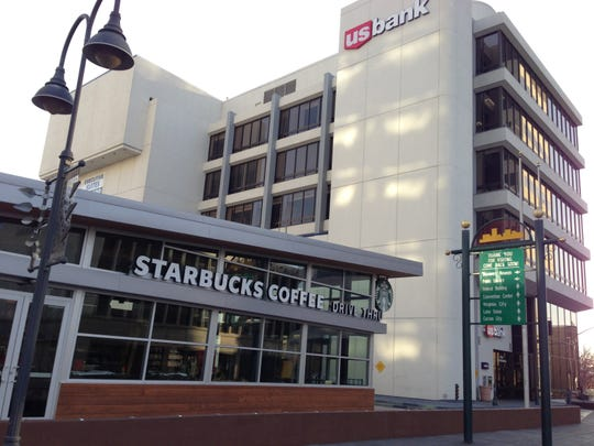 A new Starbucks at South Virginia and Liberty streets will open Friday, Dec. 19. The store replaces one that closed a block south.