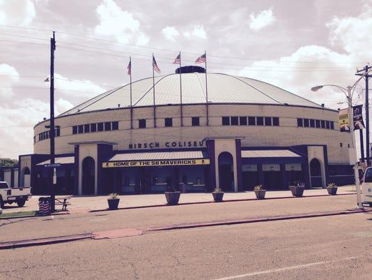 Hirsch Coliseum