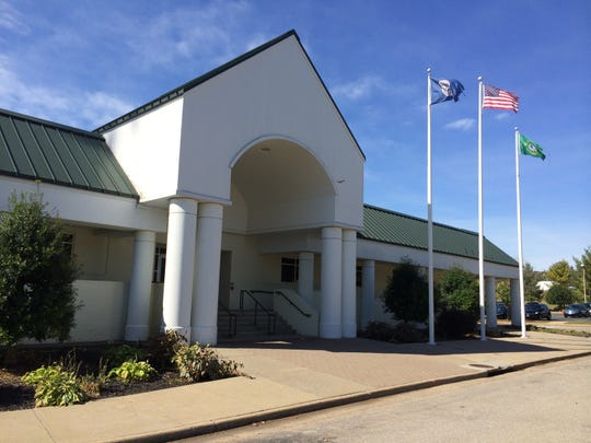 The Augusta County Government Center