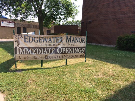 The city of Stevens Point will accept proposals to buy or redevelop Edgewater Manor, a senior housing facility on Water Street.