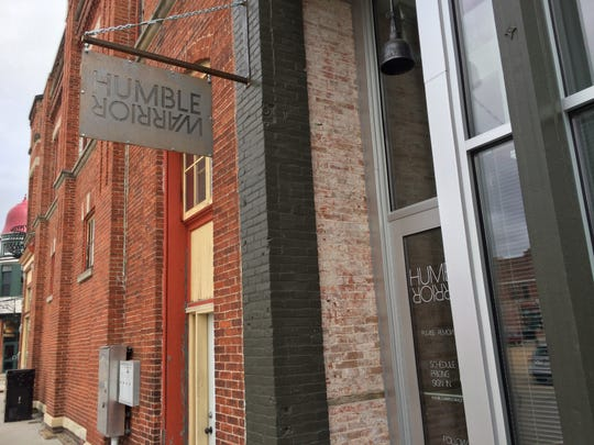 Humble Warrior Hot Yoga is located at 1313 Second Street, in the former location of A Dash of Delicious.
