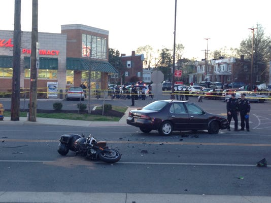 Motorcycyle fatal