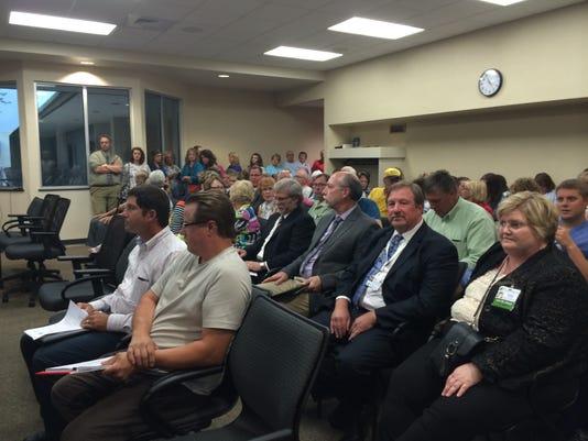 Wisconsin Rapids meeting