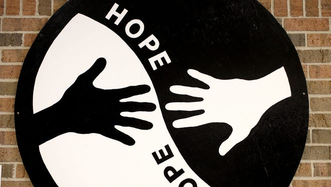 The Focus Hope logo.