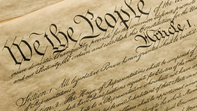 The Constitution means different things to different people.