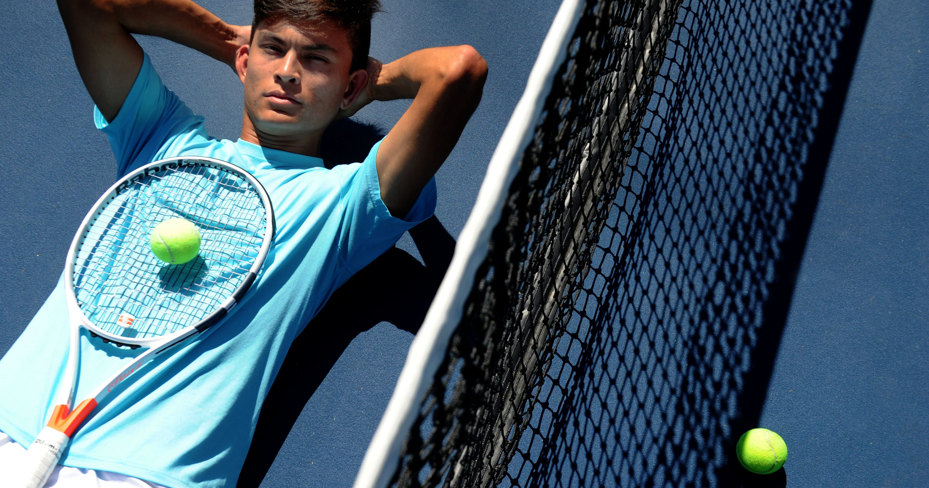 a34a6f03a Brandon Lam is The Star's Boys Tennis Player of the Year