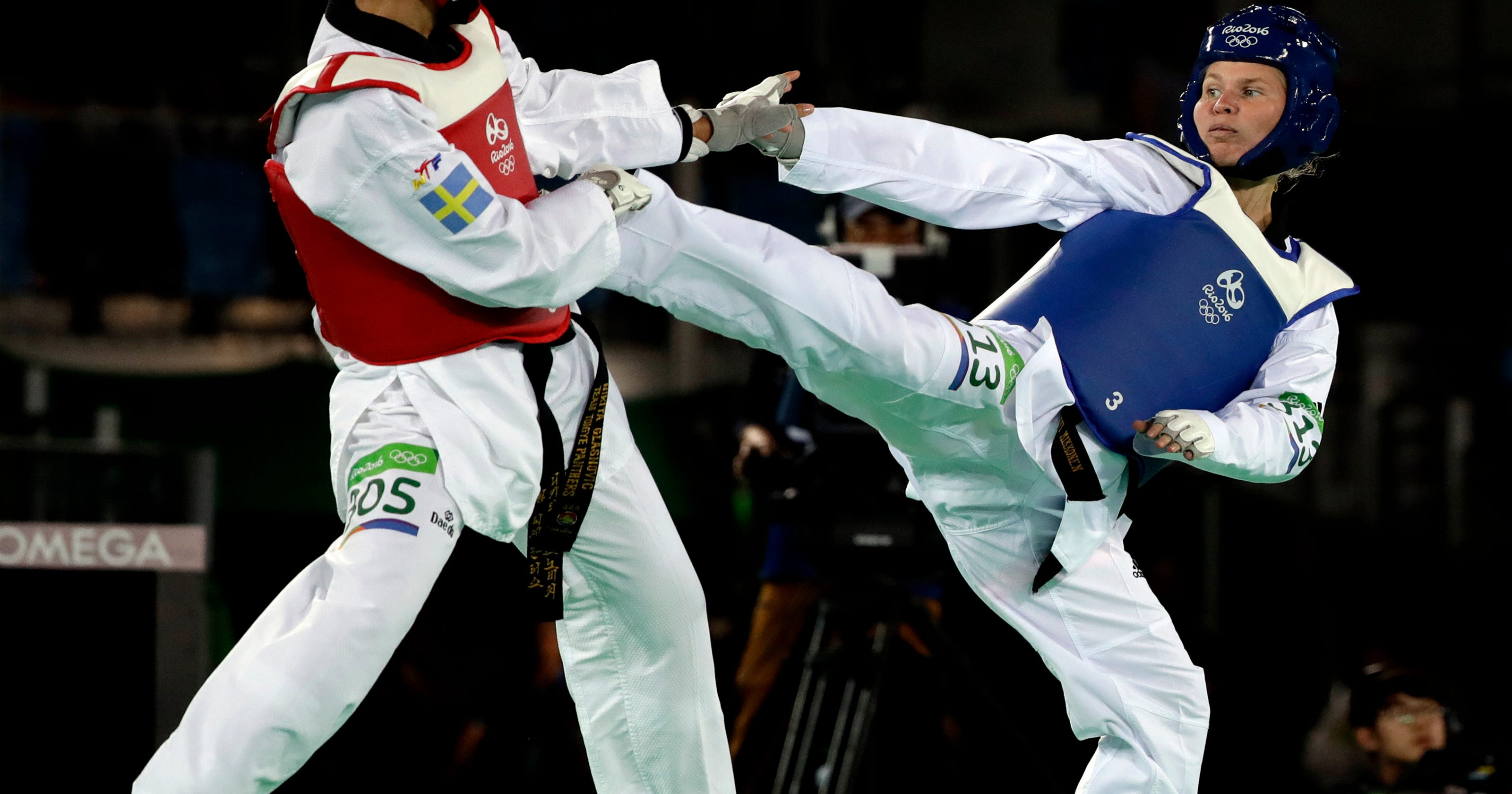 How is taekwondo scored? A guide to the Olympic sport