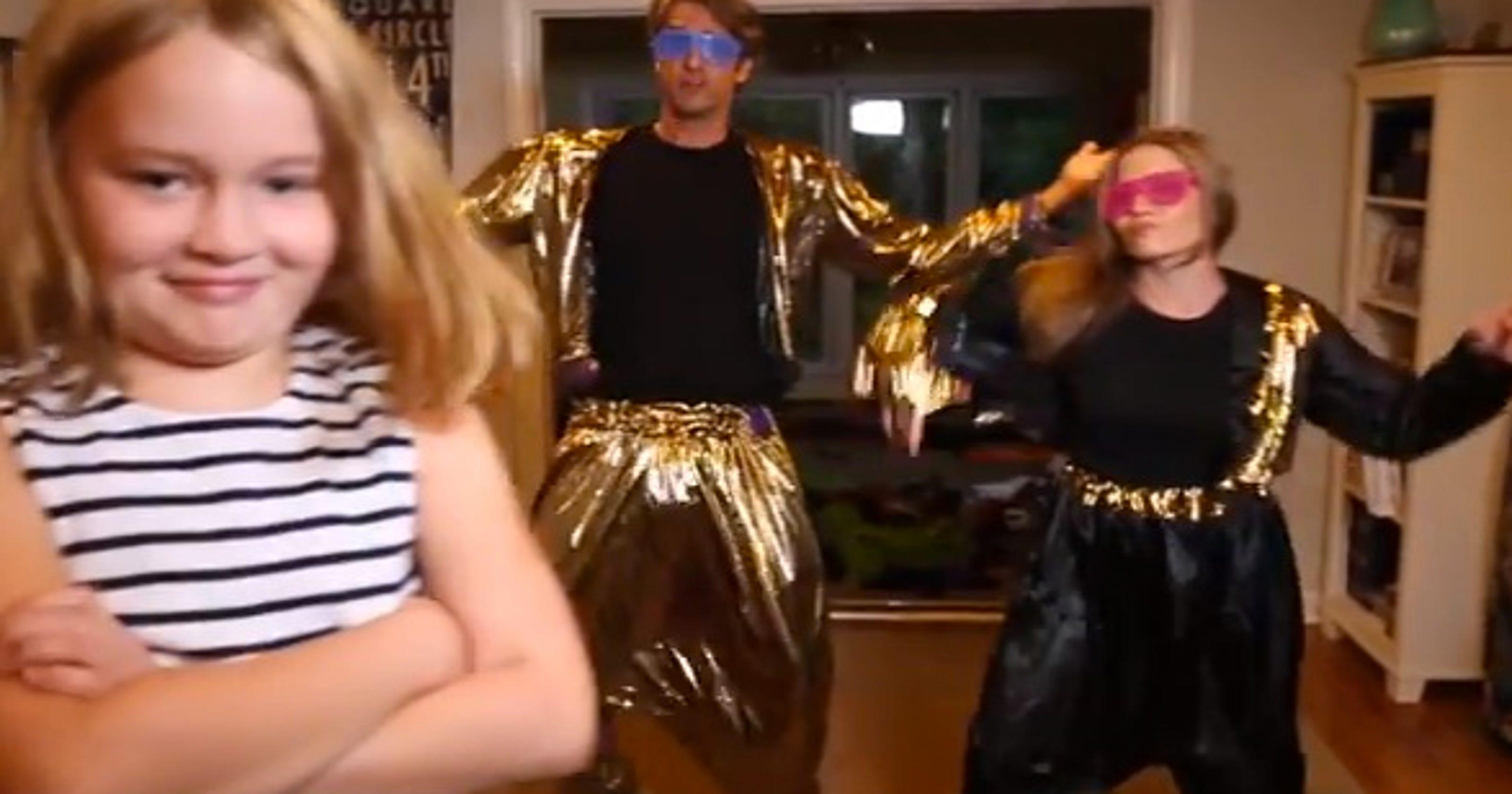 Family back with Snoop Dogg parody Halloween rap