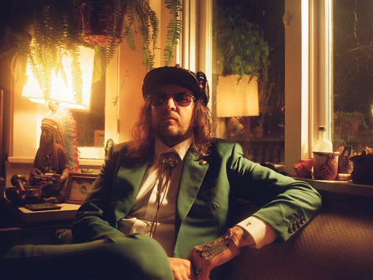 "King Tuff's Kyle Thomas, who lives in Los Angeles, said he ""always feels very creative"" when he returns to his home state of Vermont."