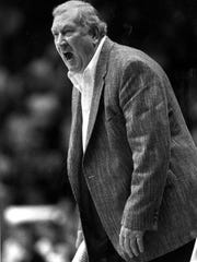 Coach Don Haskins' Miners had to break Cincinnati's