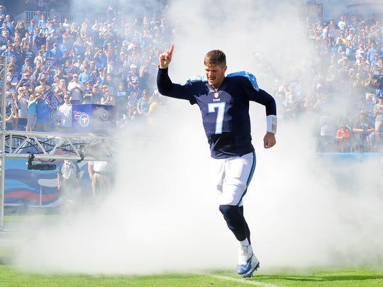 The Titans are leaning toward sticking with Zach Mettenberger over one of the top quarterbacks in the draft, but they might not have a lot of suitors if they want to trade the No. 2 pick.