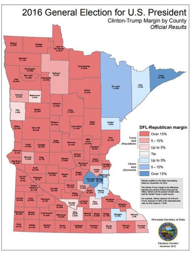 SCSU survey: DFL has edge in 2018 elections on notre dame map, nevada map, texas map, florida map, ucla map, auburn university map, houston map, indiana map, georgia tech map, northwestern map, colorado map, south carolina map, oklahoma map, tennessee map, temple map, unlv map, memphis map, villanova map, washington map, minnesota map,