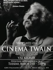 New show starring Val Kilmer at Levity Live