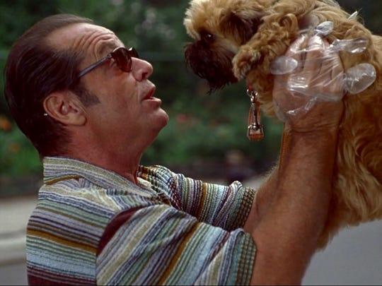 "In ""As Good as it Gets,"" (1997) Jack Nicholson, Helen Hunt and Greg Kinnear lead the cast."