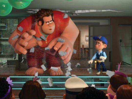 """2012's """"Wreck-It Ralph"""""""