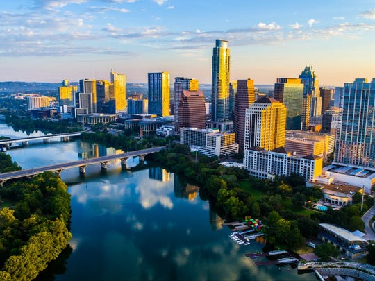 Austin has one of the best-educated populations among cities with high rates of entrepreneurship.